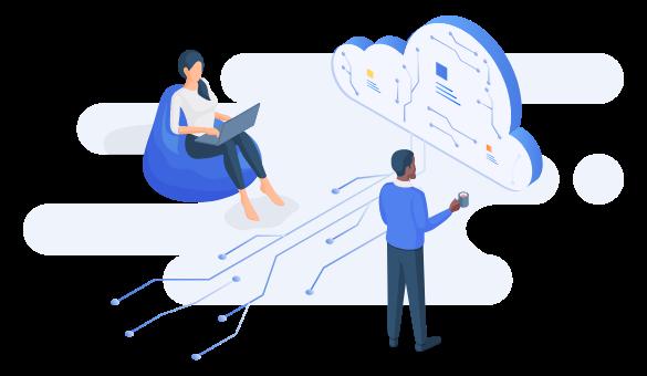 Illustration - cloud